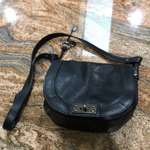 Fossil shoulder strap purse